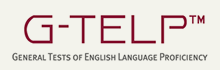 G-TELP General Tests of English Language Proficiency